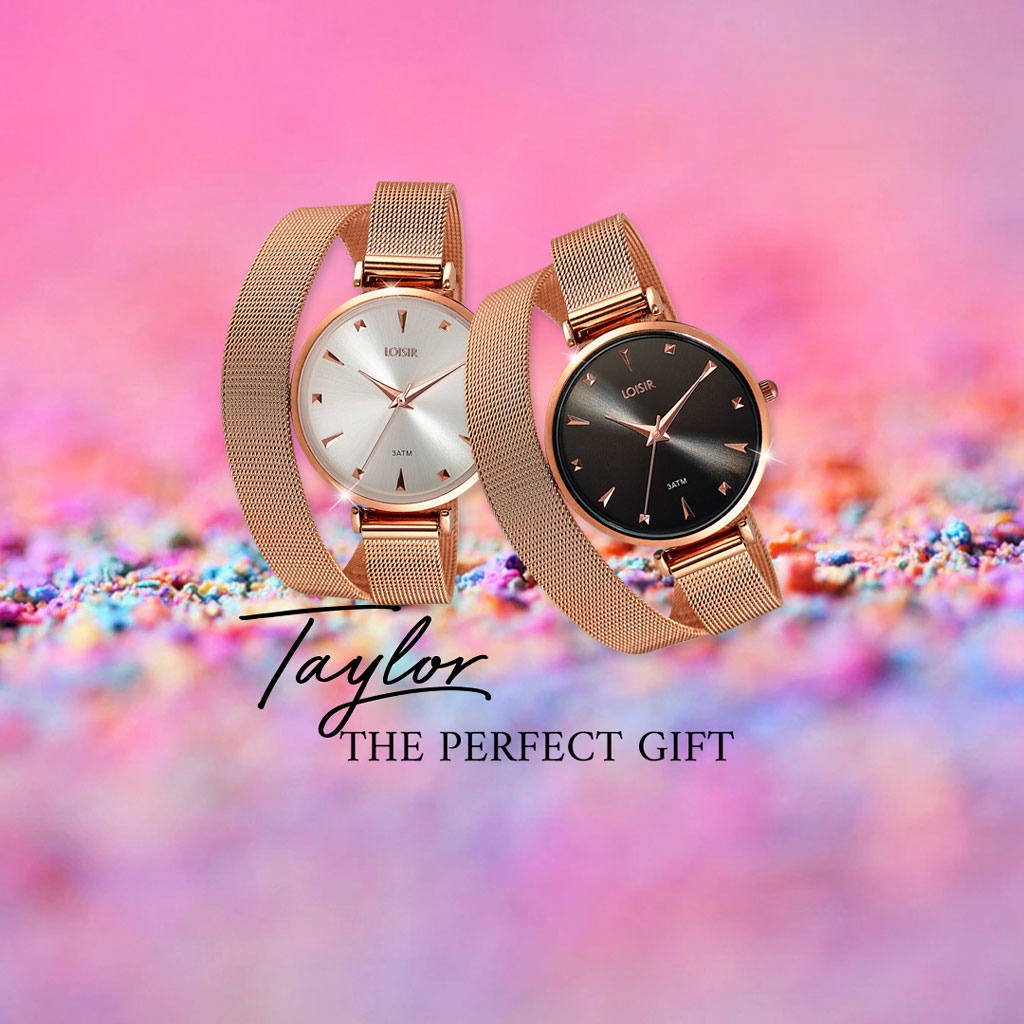 Loisir Popup - Taylor the perfect gift