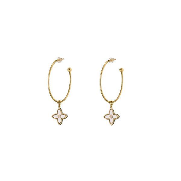 03L15-00805 Loisir Queen Earrings