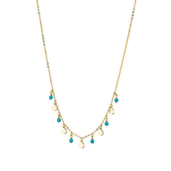 01L15-01041 Loisir Primavera Necklace